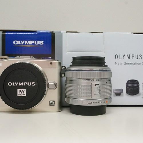 オリンパスのミラーレスカメラ「PEN Lite E-PL5 14-42mm レンズキット」買取実績