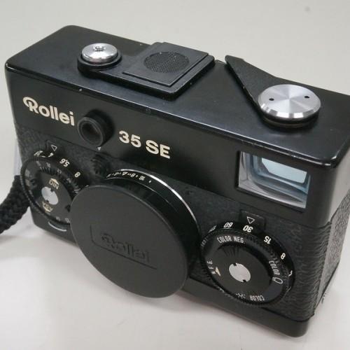 ローライのフィルム一眼レフカメラ「35SE」買取実績