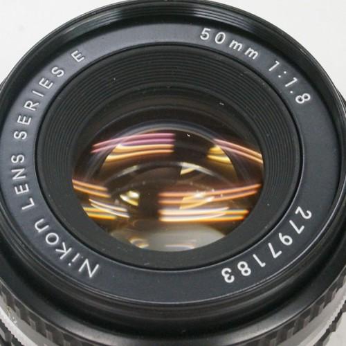 ニコンのレンズ「SERIES E 50mm F1.8」買取実績