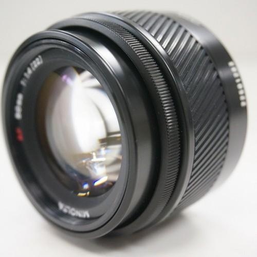 ミノルタのレンズ「AF50mm F1.4」買取実績