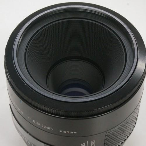 ミノルタのレンズ「AF50mm F2.8」買取実績