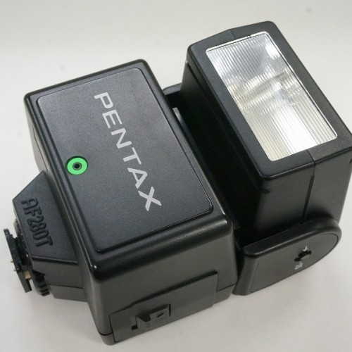 ペンタックスのストロボ「AF280T」買取実績