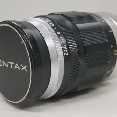 ペンタックスのレンズ「Takumar 135mm F3.5」買取実績