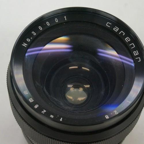カレナーのレンズ「28mm F2.8」買取実績