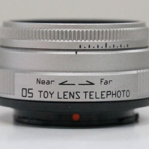 ペンタックスのレンズ「05 TOY LENS TELEPHOTO」買取実績