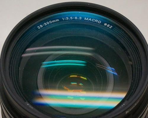 タムロンのレンズ「AF 28-300mm F3.5-6.3 MACRO ASPHERICAL XR Di LD」買取実績