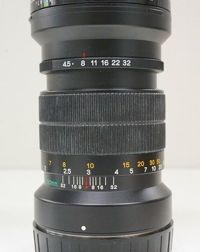 マミヤのレンズ「N 150mm F4.5 L」買取実績