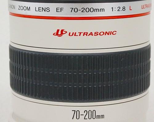 キャノンのレンズ「EF70-200mm F2.8L USM」買取実績
