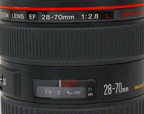 キャノンのレンズ「EF28-70mm F2.8L USM」買取実績