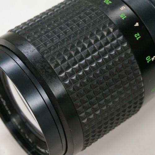 ミノルタのレンズ「MC TELE ROKKOR-QD 135mm F3.5」買取実績