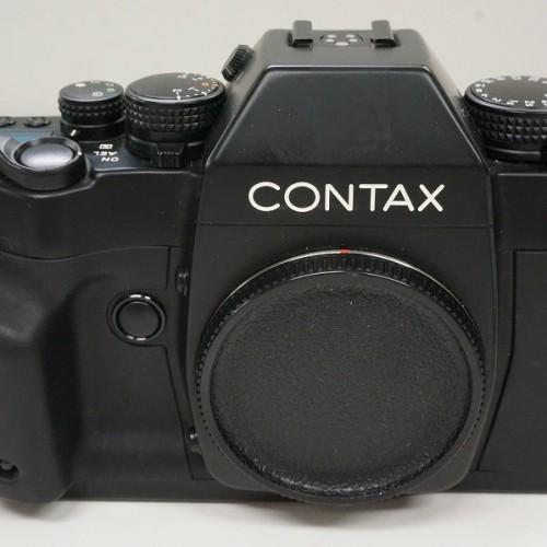 コンタックスのフィルム一眼レフカメラ「RX ボディ」買取実績