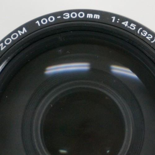 ミノルタのレンズ「AF ZOOM 100-300mm F4.5-5.6」買取実績