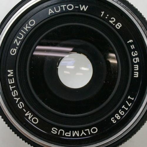 オリンパスのレンズ「G.ZUIKO AUTO-W 35mm F2.8」買取実績
