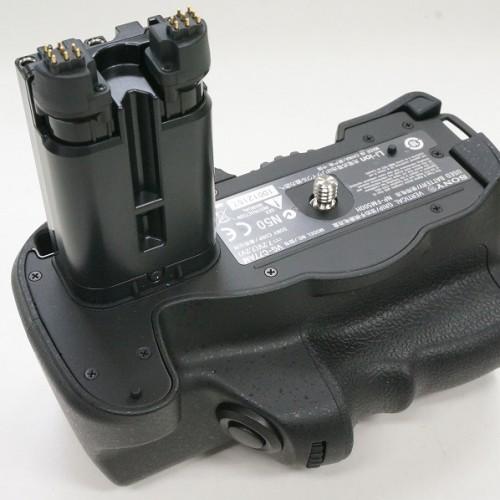 ソニーのバッテリーグリップ「VG-C77AM」買取実績