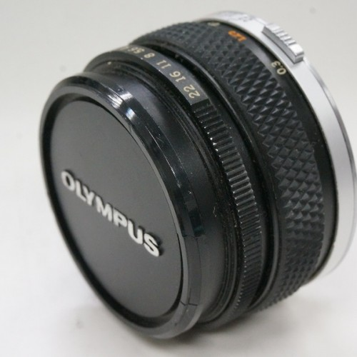 オリンパスのレンズ「OM ZUIKO AUTO-W 28mm F2.8 」買取実績