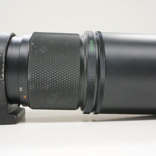オリンパスのレンズ「OM F.ZUIKO AUTO-T 300mm F4.5」買取実績