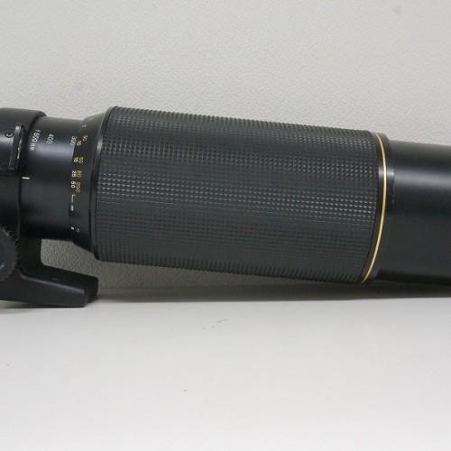 ミノルタのレンズ「MD APO TELE ZOOM 100-500mm F8」買取実績
