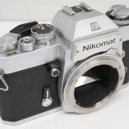 ニコンのフィルム一眼レフカメラ「Nikomat EL ボディ」買取実績