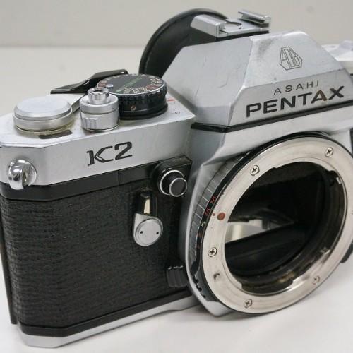 ペンタックスのフィルム一眼レフカメラ「K2 ボディ」買取実績