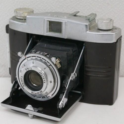 小四六の蛇腹カメラ「Konilette」買取実績