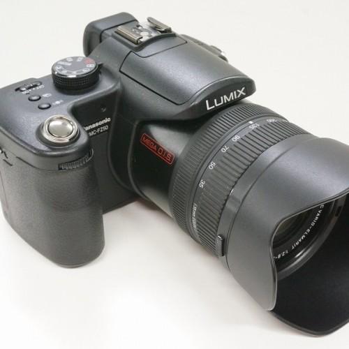 パナソニックのコンデジ「LUMIX DMC-FZ50」買取実績