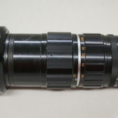 オリンパスのレンズ「ZUIKO AUTO-ZOOM 50-90mm F3.5」買取実績