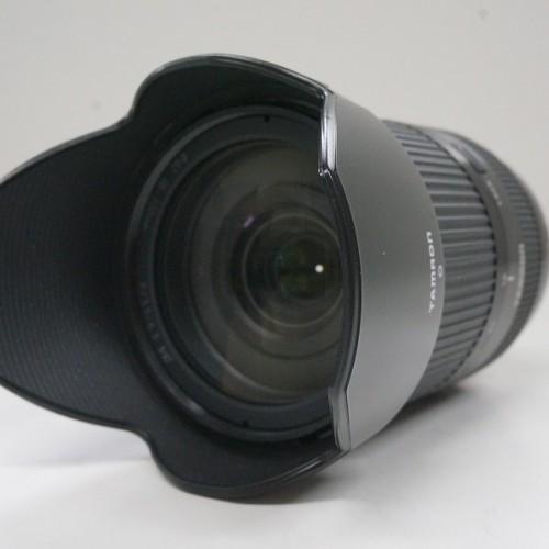 タムロンのレンズ「18-200mm F3.5-6.3 Di Ⅲ VC」買取実績