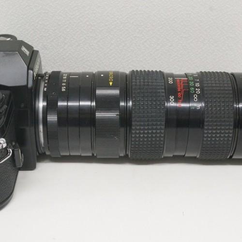 ニコンのフィルム一眼レフカメラ「EM  TEFNON 75-300mm F5.6」買取実績