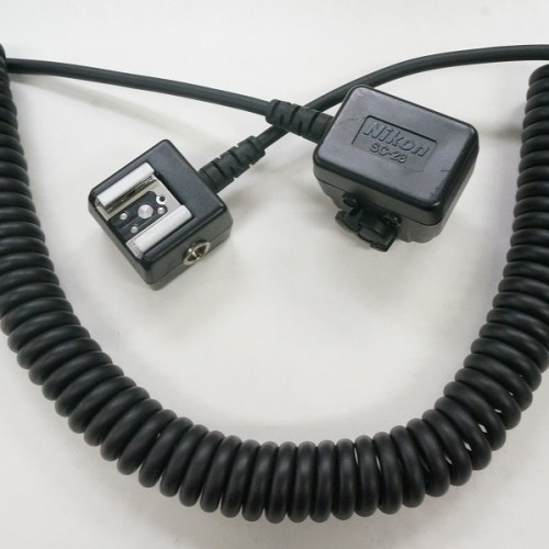 ニコンの「SC-28 調光コード」買取実績
