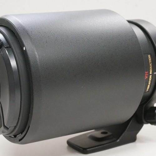 ニコンのレンズ「AF VR NIKKOR 80-400mm F4.5-5.6D ED」買取実績