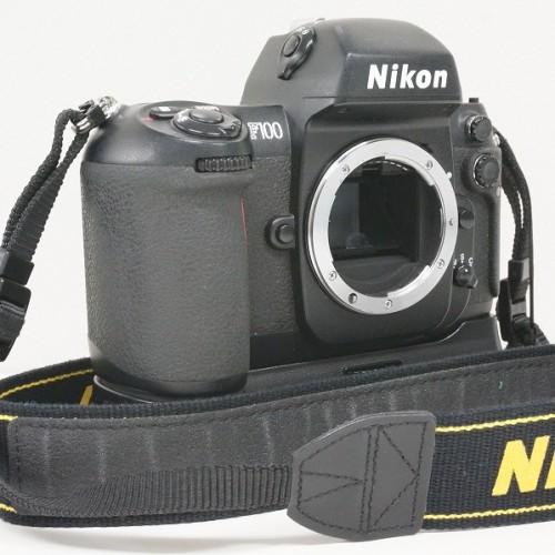 ニコンのフィルム一眼レフカメラ「F100」買取実績