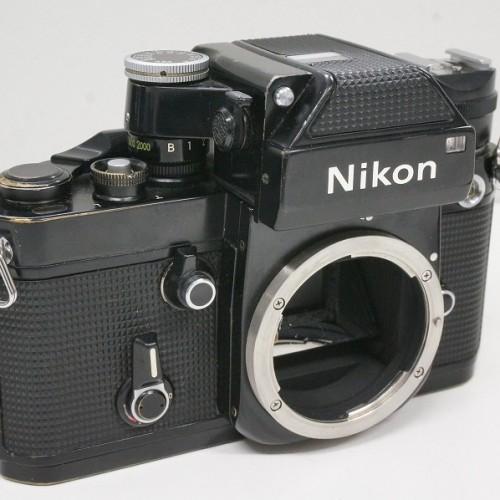ニコンのフィルム一眼レフカメラ「F2 フォトミック」買取実績