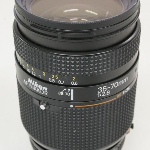ニコンのレンズ「AF NIKKOR 35-70mm F2.8」買取実績