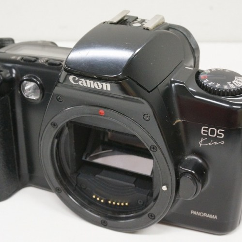 キャノンのフィルム一眼レフカメラ「EOS Kiss ボディ」買取実績