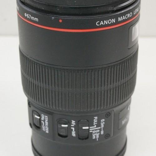キャノンのレンズ「EF100mm F2.8L IS USM MACRO」買取実績