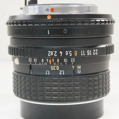 ペンタックスのレンズ「smc M 35mm F2」買取実績