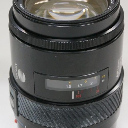 ミノルタのレンズ「AF ZOOM 35-105mm F3.5-4.5」買取実績