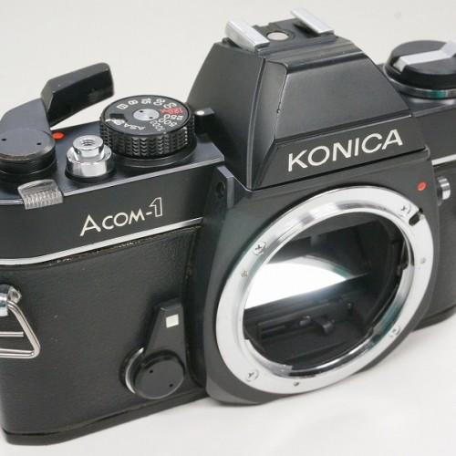 コニカのフィルム一眼レフカメラ「ACOM-1 ボディ」買取実績