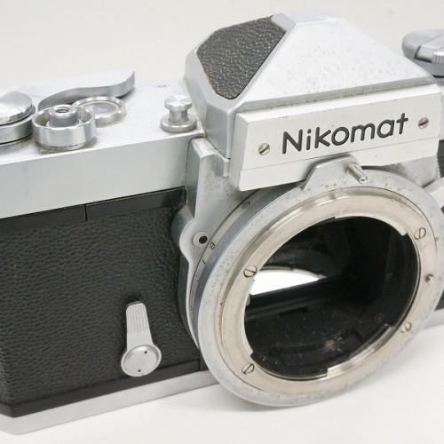 ニコンのフィルム一眼レフカメラ「Nikomat FTn」買取実績