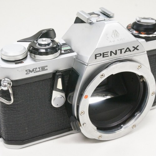 ペンタックスのフィルム一眼レフカメラ「ME ボディ」買取実績