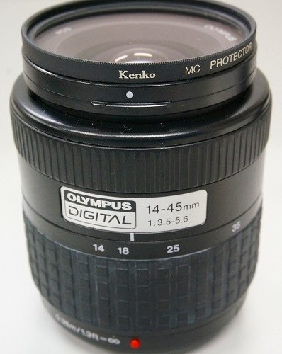 オリンパスのレンズ「ZUIKO DIGITAL 14-45mm F3.5-5.6」買取実績