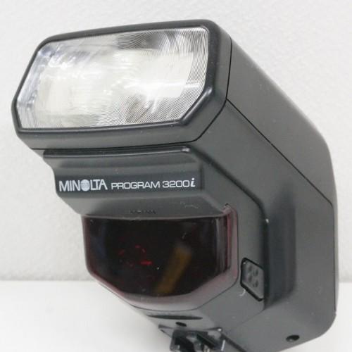 ミノルタのストロボ「PROGRAM 3200i 」買取実績
