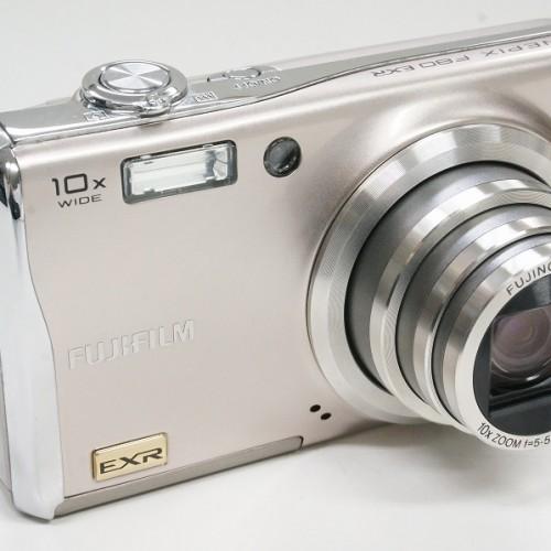 フジフィルムのコンデジ「FINEPIX F80 EXR」買取実績