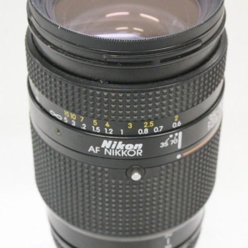 ニコンのレンズ「NIKKOR AF 35-70mm F2.8」買取実績