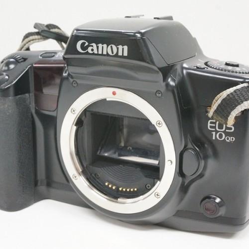キャノンのフィルム一眼レフカメラ「EOS10 QD」買取実績