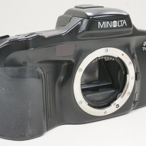 ミノルタのフィルム一眼レフカメラ「α7Xi」買取実績