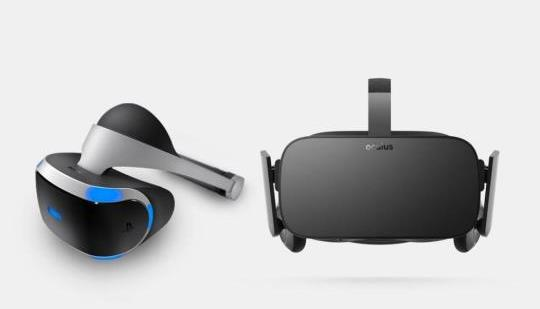 VRヘッドセットPS4