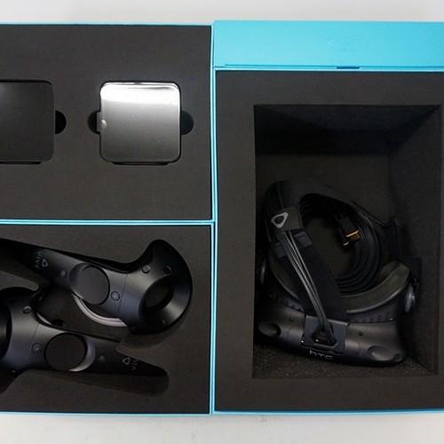 HTC VIVE 買取実績 VRヘッドセット、ヘッドマウントなど高価買取