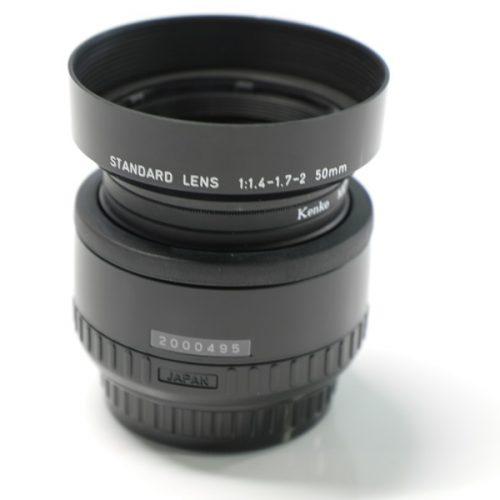 PENTAX SMC PENTAX-FA 50mm F1.7  買取実績