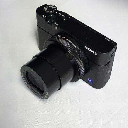 SONY デジタルスチルカメラ「DSC-RX100M4」買取実績